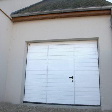 porte battante garage